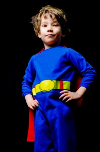 Your x-ray vision helps you see your child's emerging superpowers.
